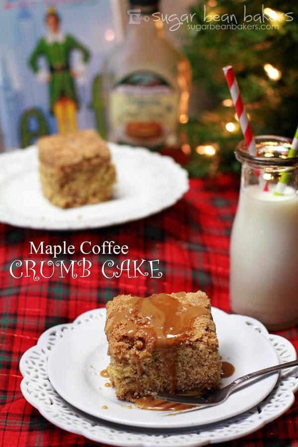 Coffee Cake Maple Safeway