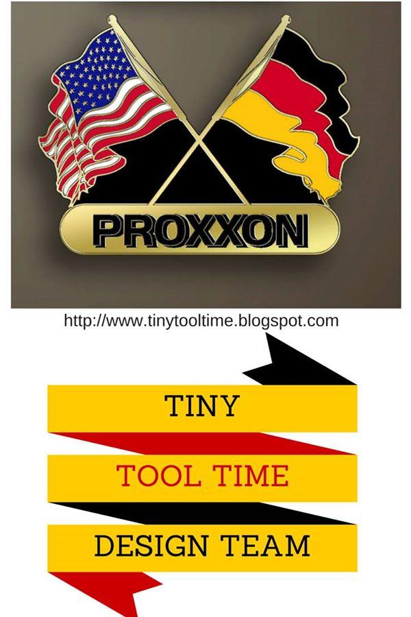 Proxxon Mini Tools