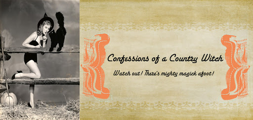 Confessions of a Country Witch