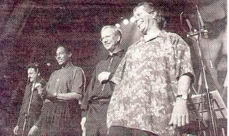 Raúl Luzzi, Danilo Pérez, Gary Burton, Chick Corea
