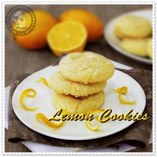 Cara Membuat Kue Kering Lemon Renyah Gurih Nikmat