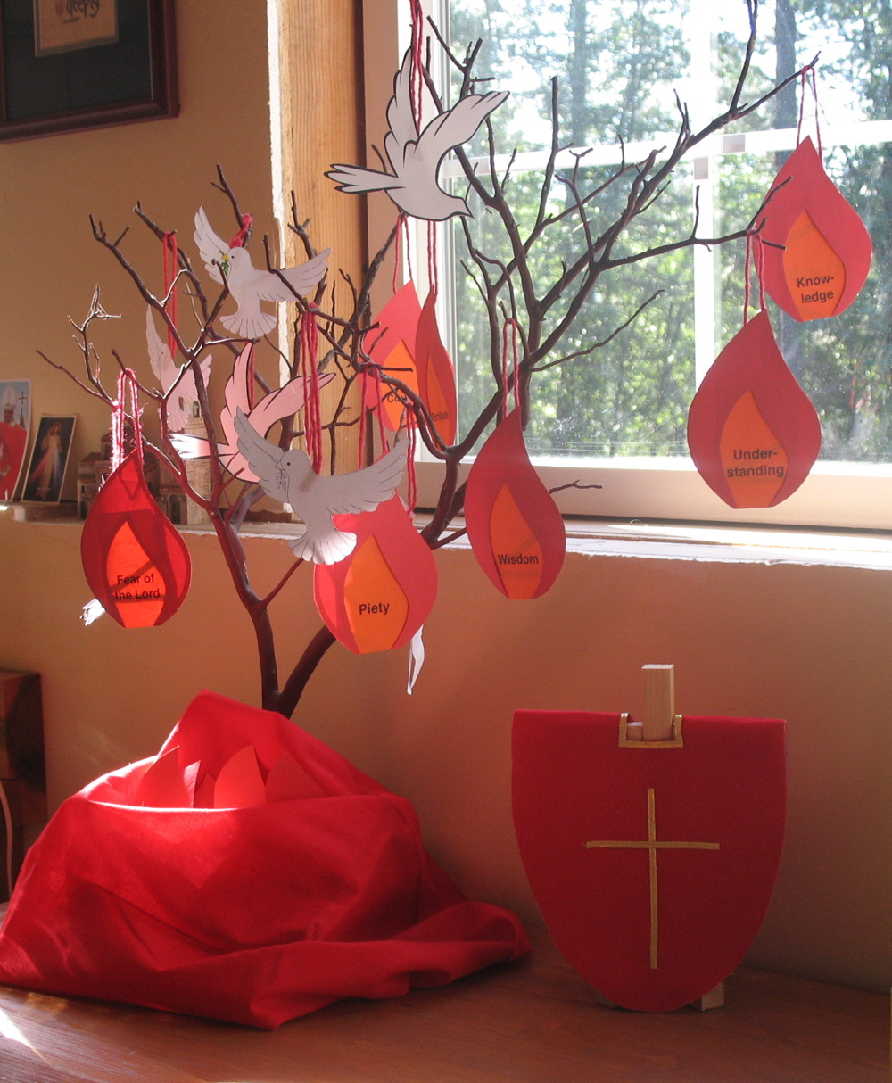 pentecost activities for sunday school