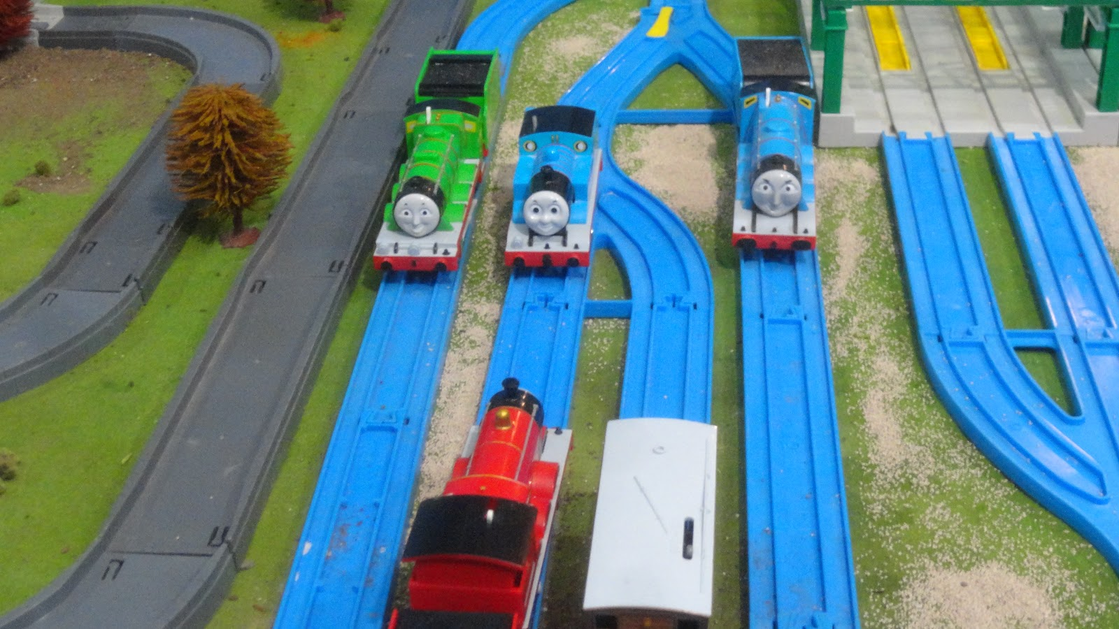 Tomy Thomas And Friends Remakes December 2012
