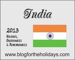 calendar with holidays and awareness observances | just b ...