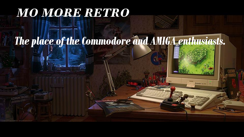 Mo More Retro
