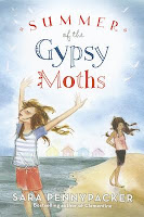 Summer of Gypsy Moths by Sara Pennypacker