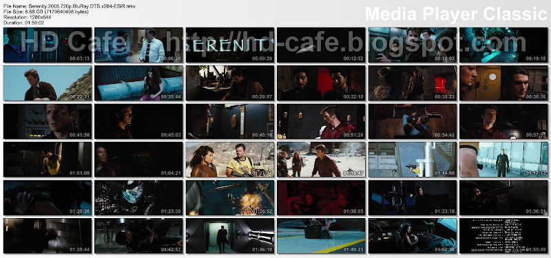 Serenity 2005 video thumbnails