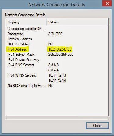 Cara Cepat Mengetahui IP Address Komputer Kita