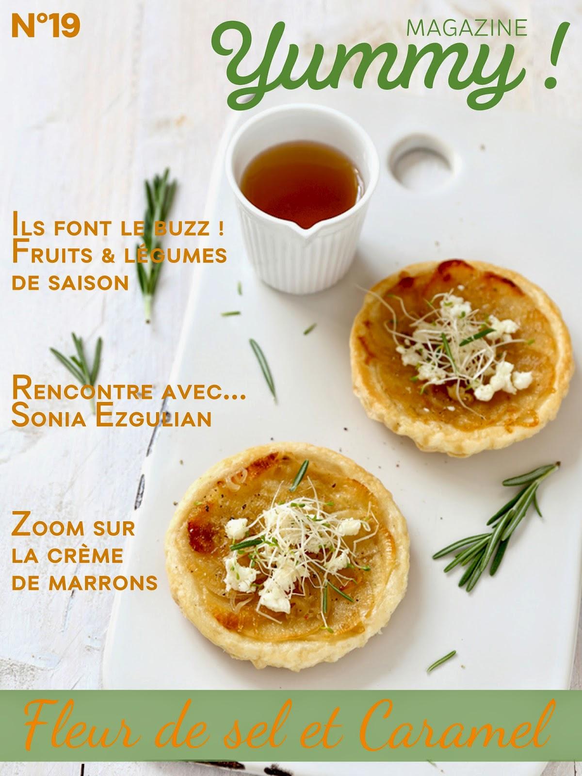 Yummy magazine n°19 est disponible !