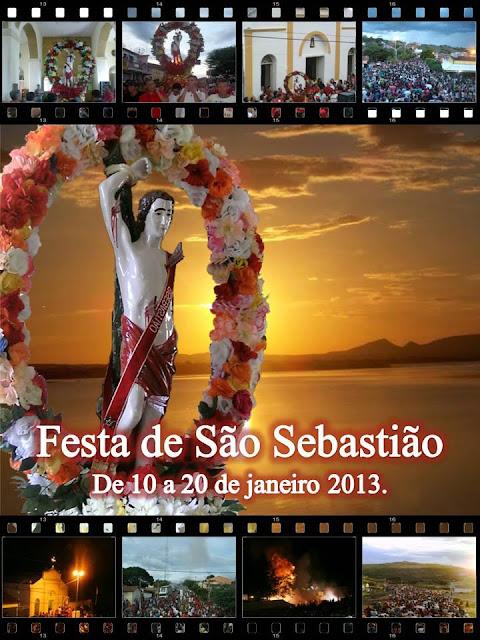 FESTA DE SÃO SEBASTIÃO DE LIMA CAMPOS - CEARÁ