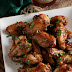 <b>Sticky-Sweet Caribbean Wings</b> #CaptainsTable