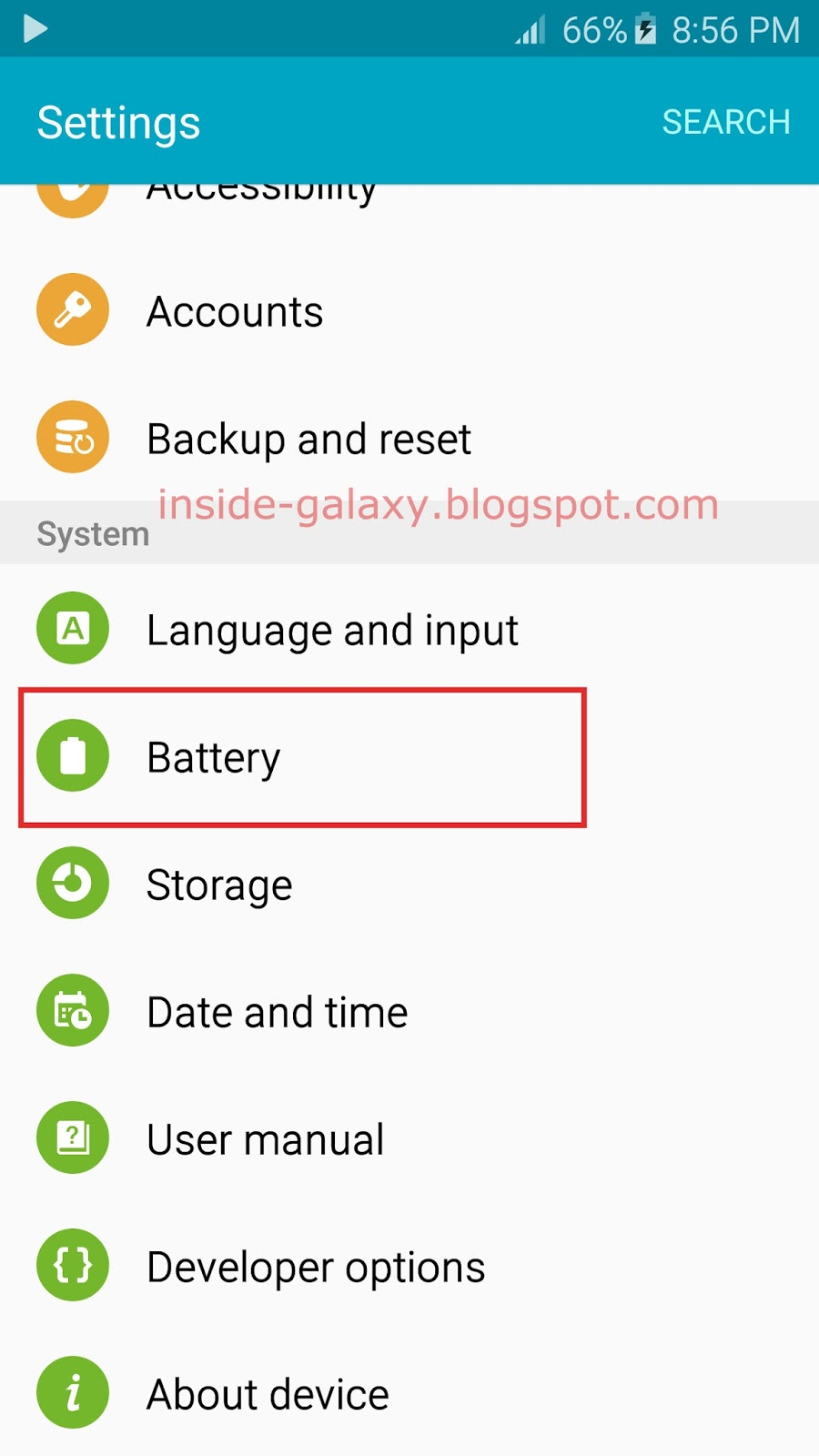 how to add mobile data to notification panel s7