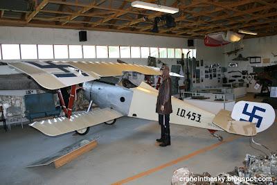 Nieuport 17 - WWI fighter