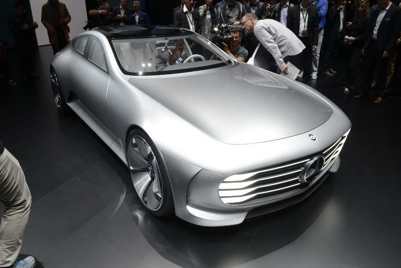 Mercedes Benz Will Launch Electric Cars Rival Tesla Model S In