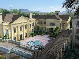 Modern Big Homes Exterior Designs Ideas
