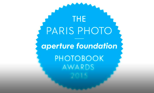 Premios de fotografía. PHOTOBOOK AWARDS 2015