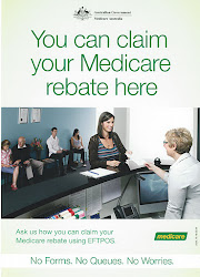 Medicare rebates