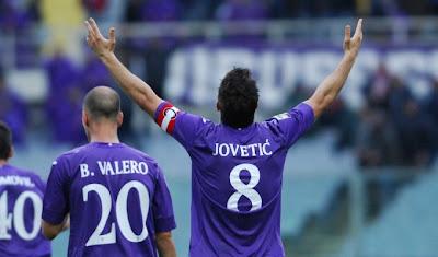 Fiorentina-Cagliari 4-1 highlights