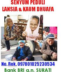 Program Peduli Lansia & Kaum Dhuafa
