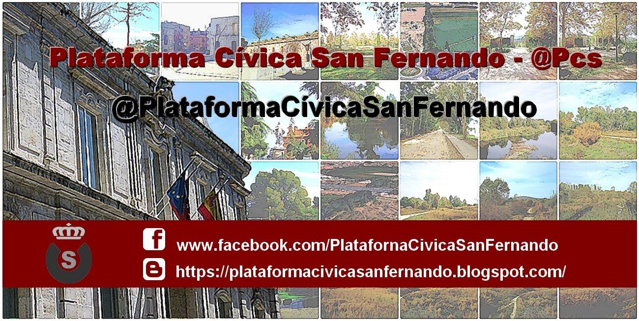 Plataforma Cívica San Fernando de Henares