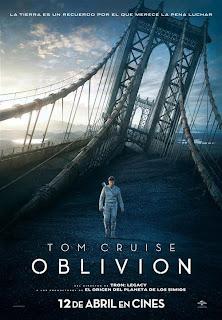 Poster de Oblivion