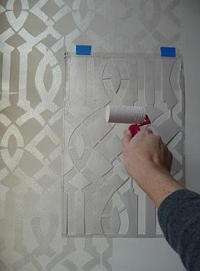 Paredes decorativas varej o das tintas - Pintura decorativa para paredes ...