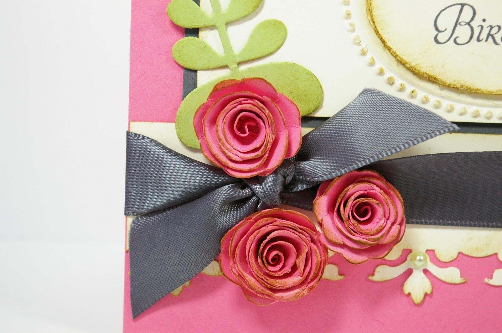 Handmade Flowers - Hand Made Flower Close Up