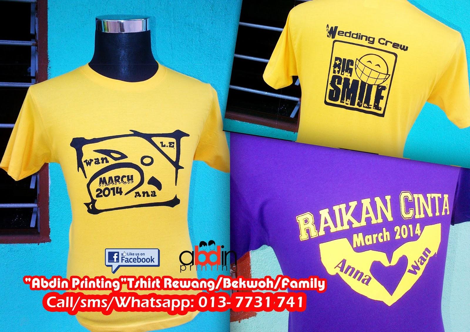 Design t shirt rewang - Design T Shirt Murah Design T Shirt Murah 12