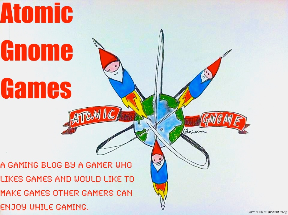 Atomic Gnome Games