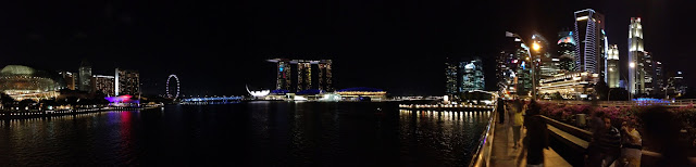 Panormica Singapur