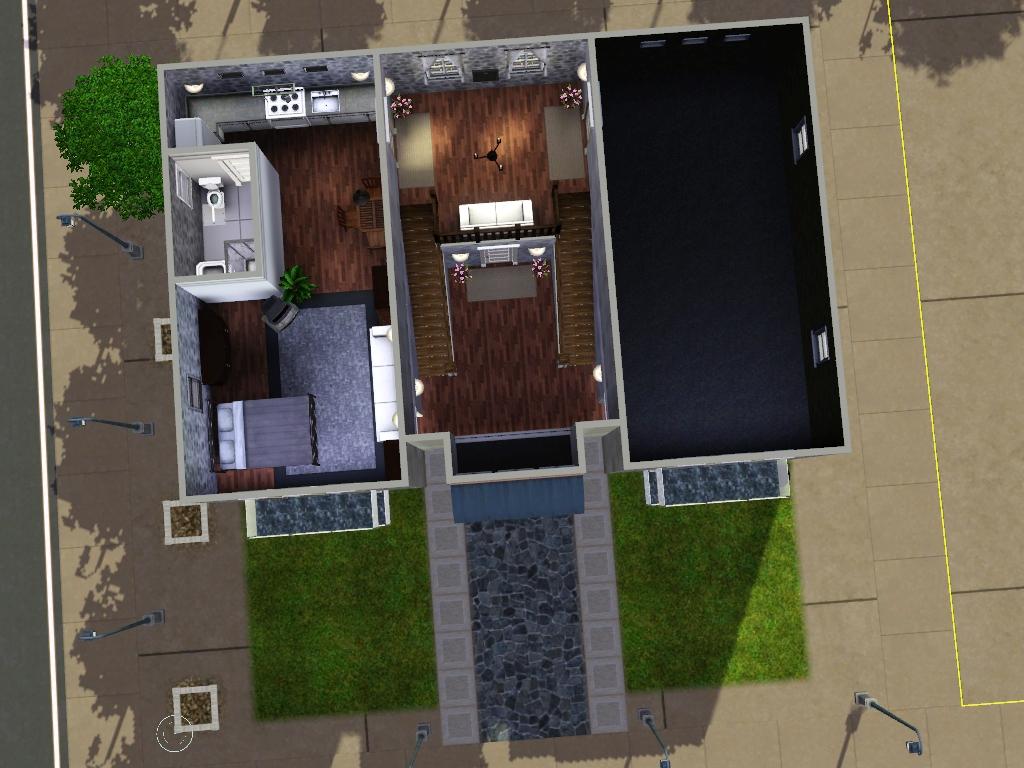 my sim realty burns street studio apartment
