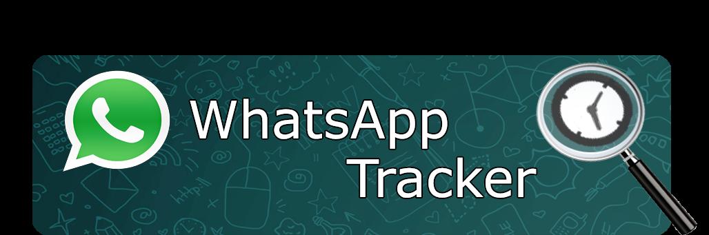 WhatsApp Tracker: rastrea los últimos tiempos en línea del usuario