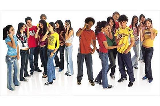 como usan los adolescentes las redes sociales