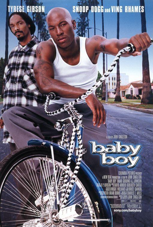 Baby Boy con snoop dogg