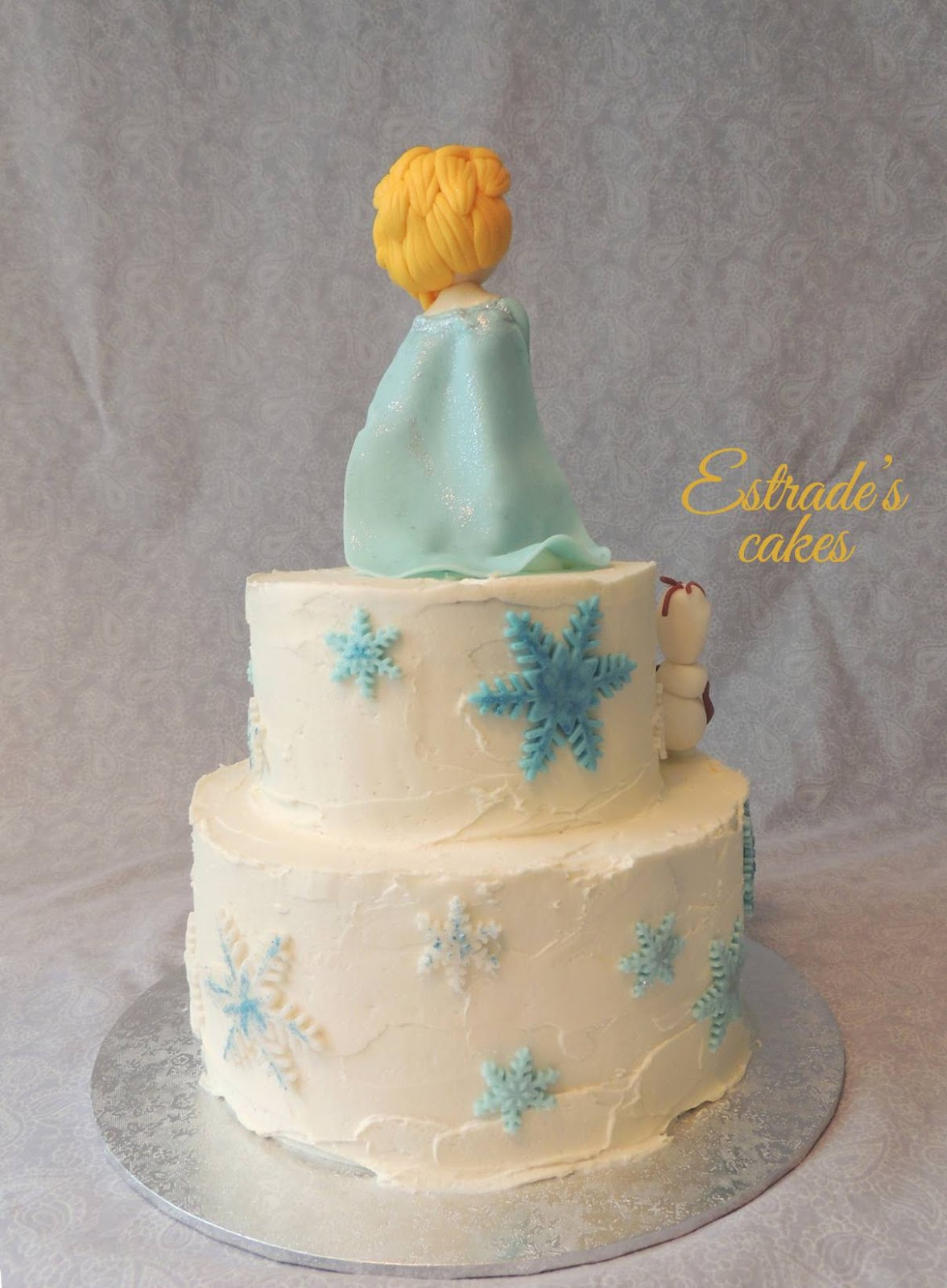 tarta de Frozen - 6