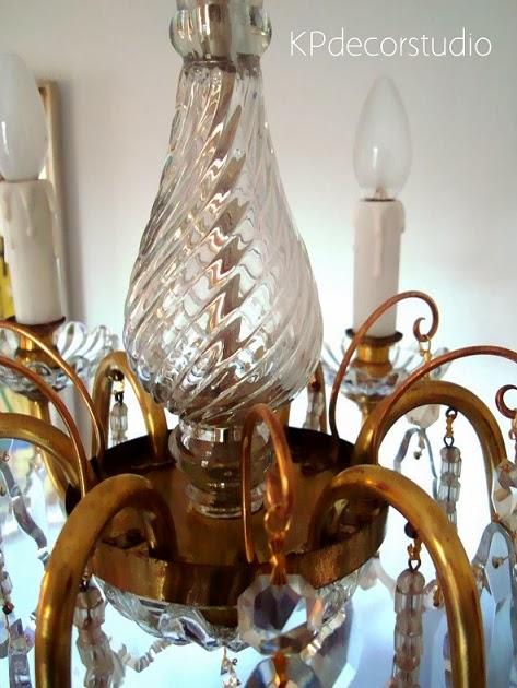 restauración de lámparas antiguas en valencia. Lámparas de techo clásicas