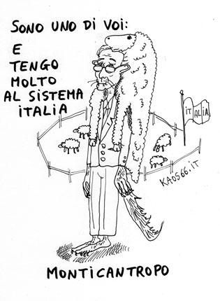 kaos66; vignette; satira; satira politica; umorismo;