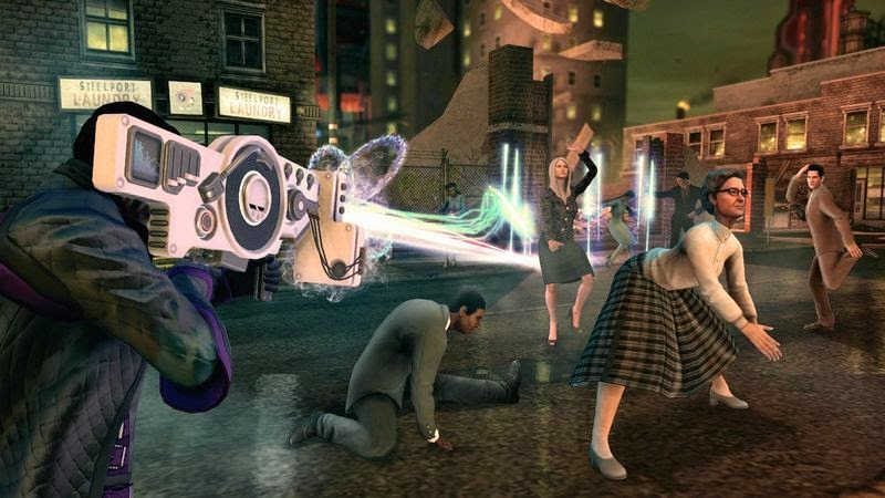 Saints Row IV: Game of the Century Edition [Mega]