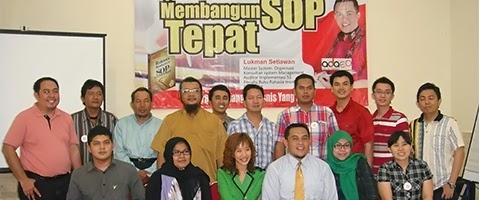 Workshop SOP di Yogyakarta
