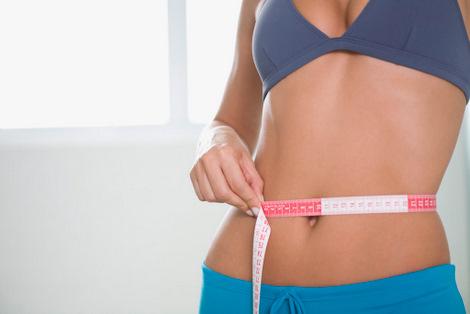 bajar de peso y adelgazar cuerpo delgado