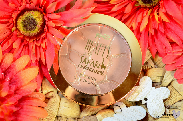 Review p2 Beauty Goes Safari Suntastic Face Bronzer