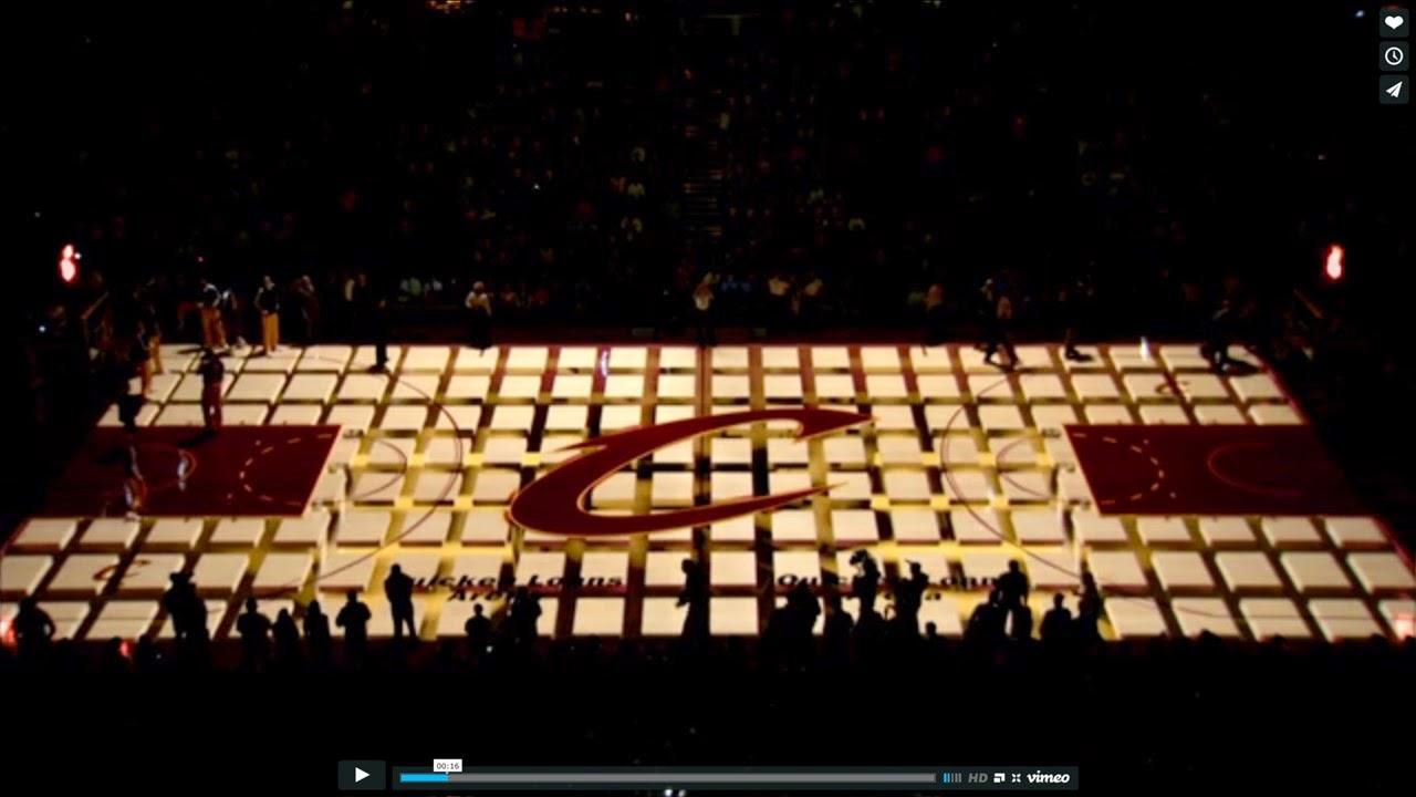 Cleveland Cavaliers Projektion
