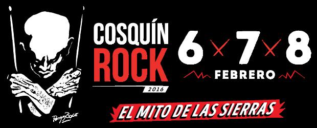 COSQUIN ROCK 2016