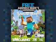 Minecraft Xbox Avatar MasksGiveaway
