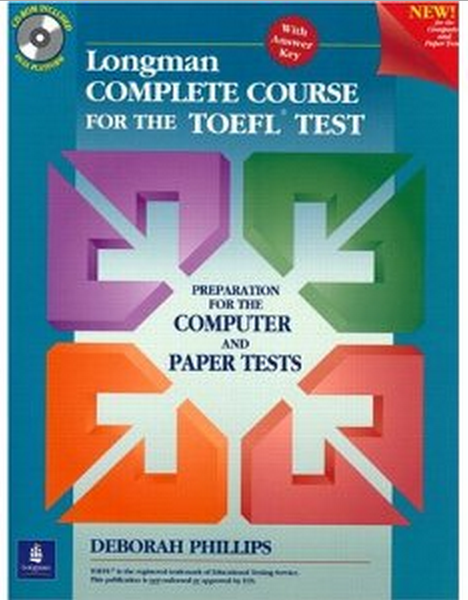 Longman Complete Course For The Toefl Test Full Ebook 7 Audio Cd