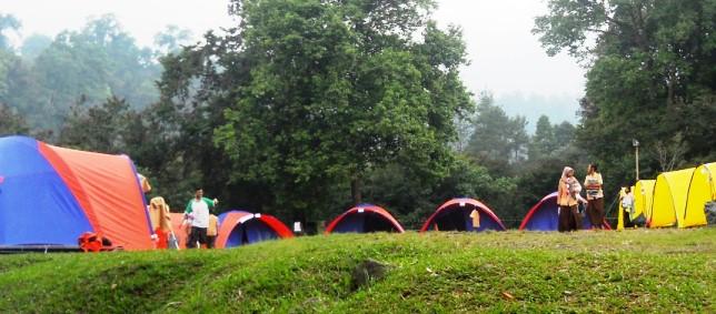 camping cibodas