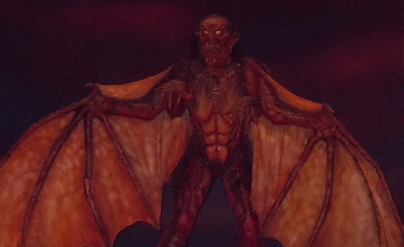 Army of Darkness winged demon movie prop