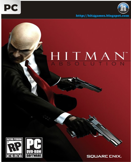 Hitman Absolution Full Rip With Crack Free Download ~ Best Collection Forever