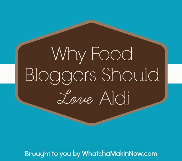 Why Food Bloggers Should Love Aldi - products to buy and tips for shopping!