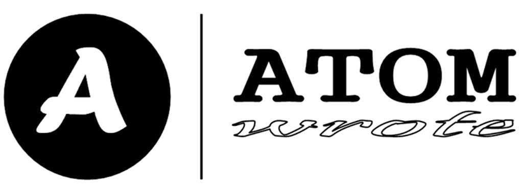 Miz Atom Wrote